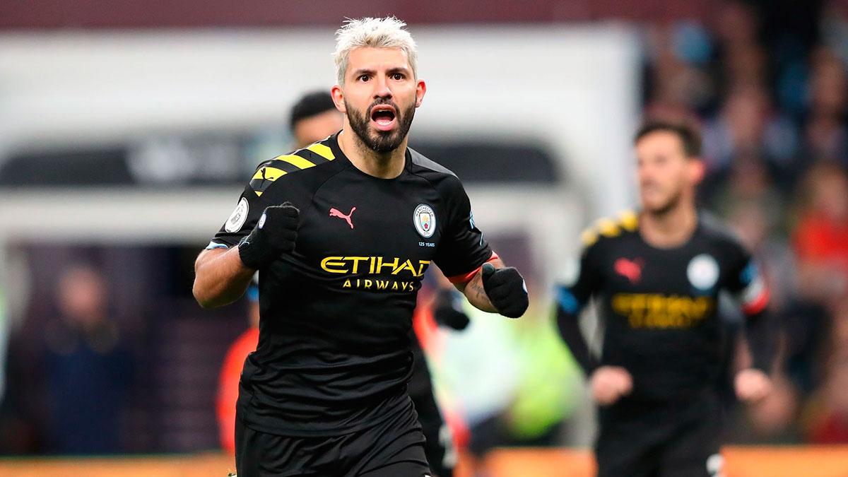 """Agüero es récord y Manchester City le ofrece un """"premio"""" insólito"""