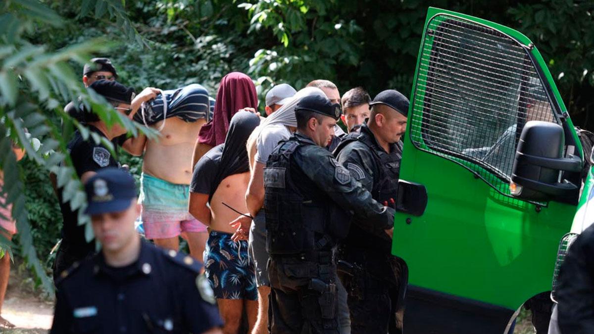 El crimen de Fernando: los rugbiers van a rueda de reconocimiento