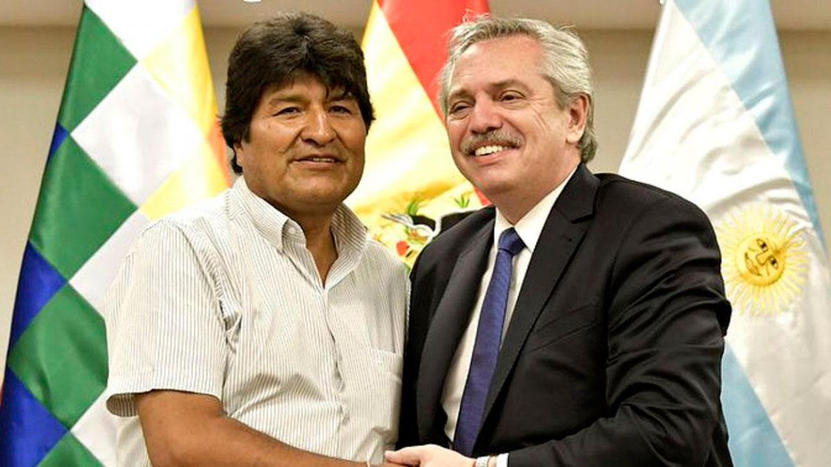 La UCR analiza pedir al gobierno quitar a Evo Morales el estatus de refugiado