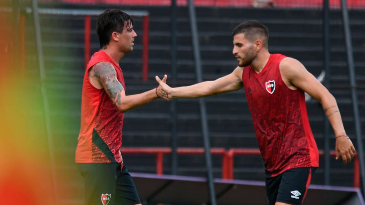Newell's ganó el primer amistoso de pretemporada con goles de Formica y Maxi