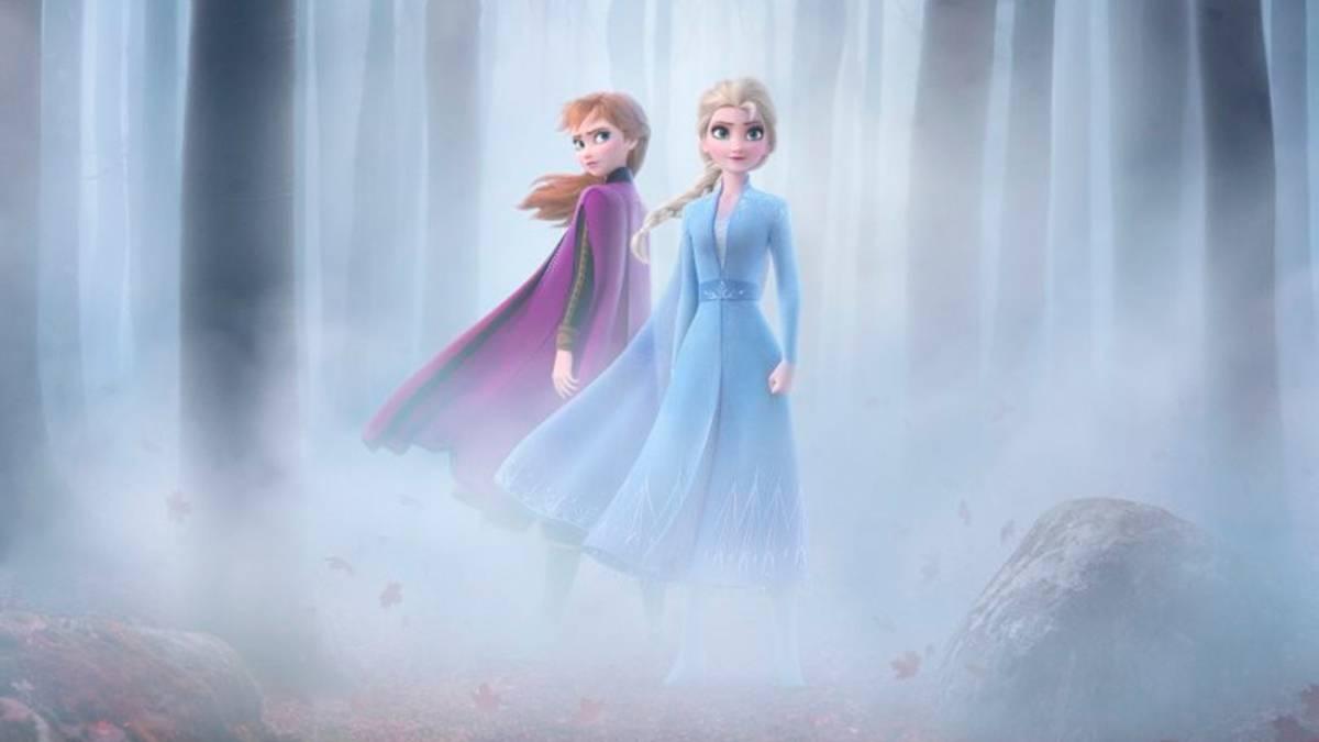 «Frozen 2» estiró su liderazgo y superó el millón de espectadores