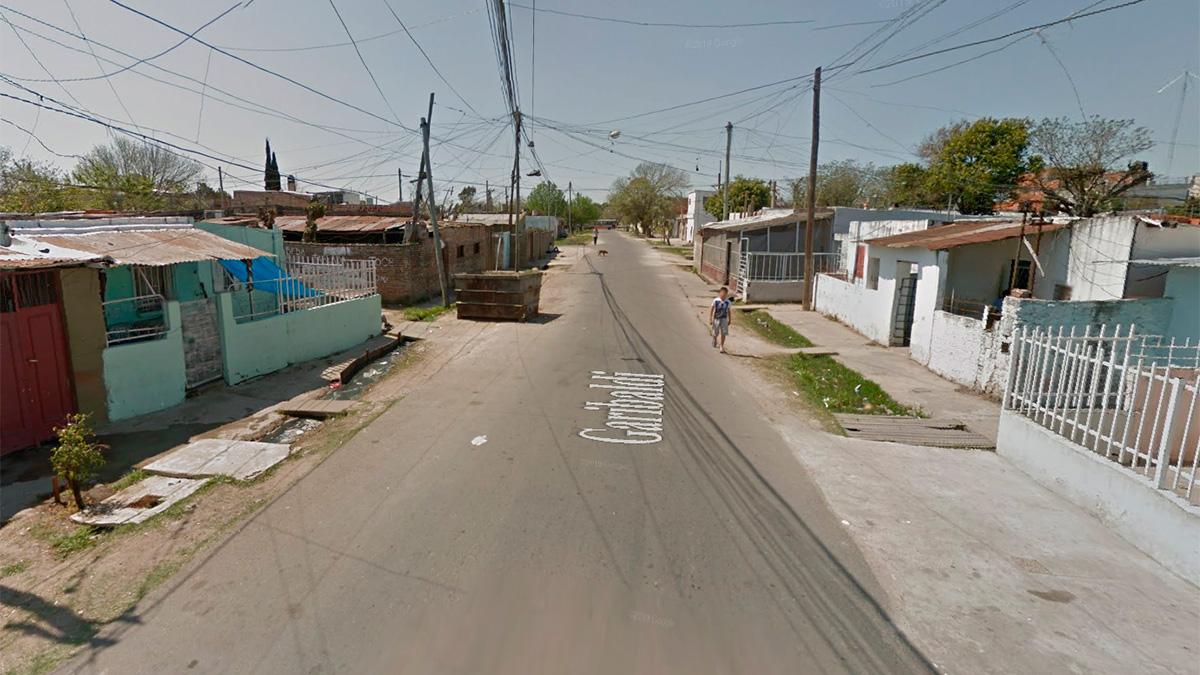 Otro crimen violento en la ciudad: recibió cinco disparos a quemarropa