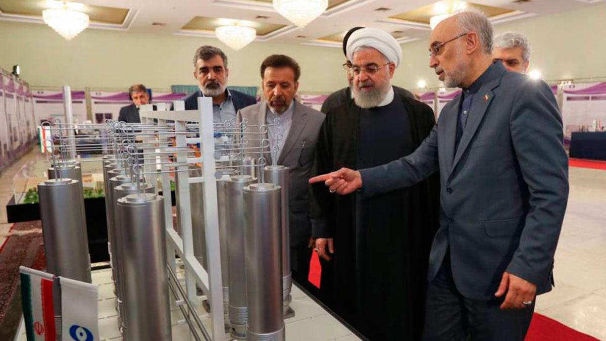 Londres, París y Berlín quieren imponer sanciones a Irán por no cumplir acuerdo