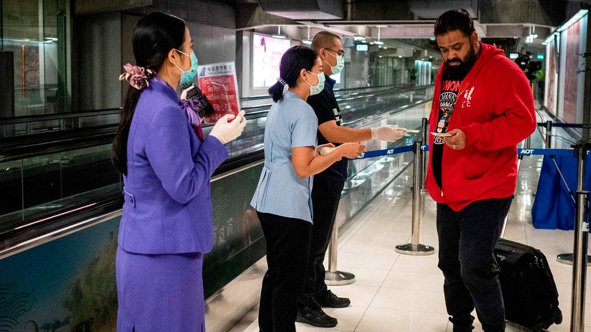 Alerta mundial en hospitales por un nuevo coronavirus aparecido en China