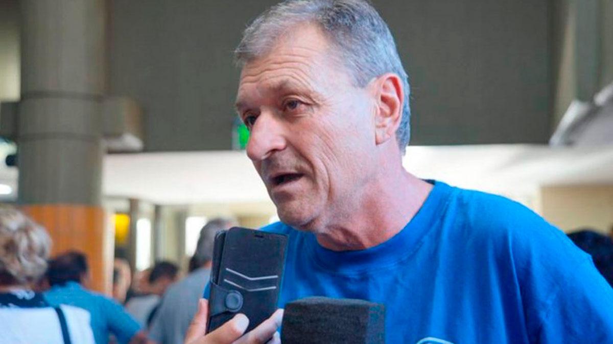 El rol del sindicalismo con Fernández: «Cambian los gobiernos, no los gremios» ~ Pancho<br>Dicristófaro