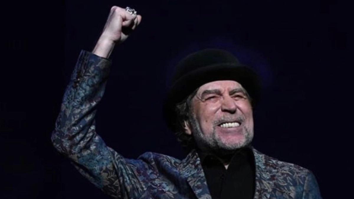 Operaron con éxito a Joaquín Sabina luego de su caída durante su show