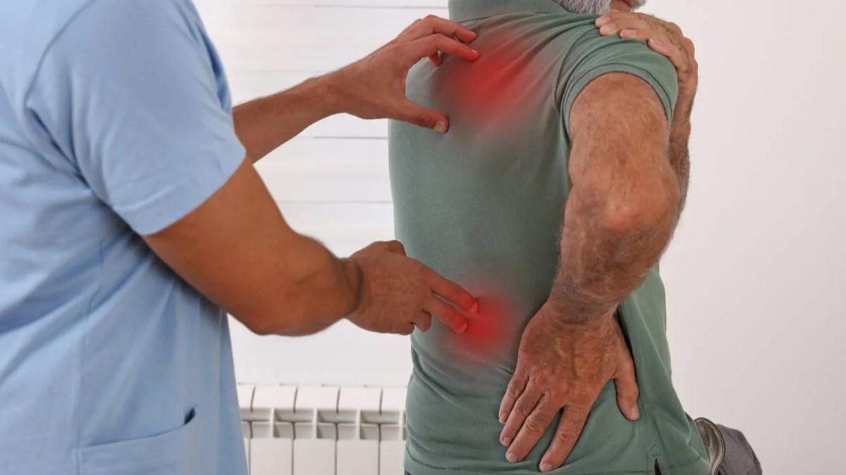 Factoides interesantes Apuesto a que nunca supo sobre Dolor de espalda alta