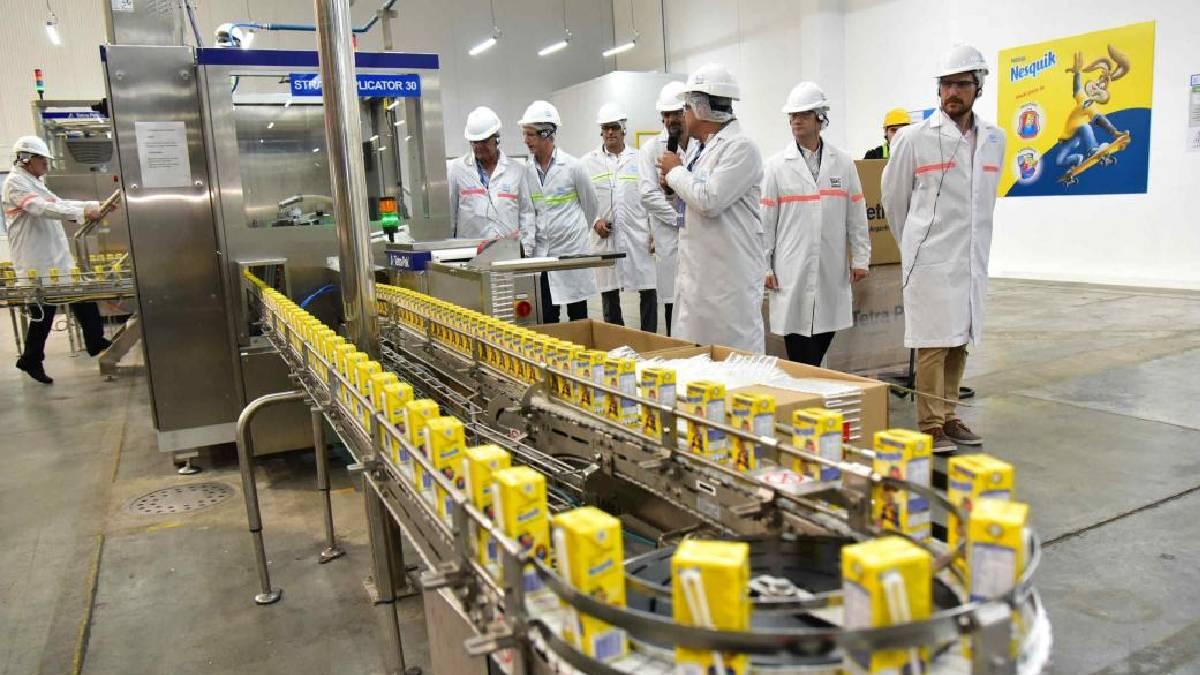 Nestlé vuelve a producir chocolate en Argentina después de 20 años